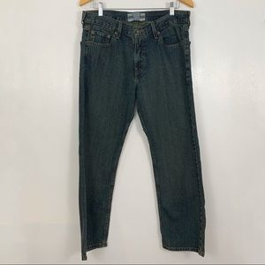 Levi's authentic signature straight jeans sz 32x30